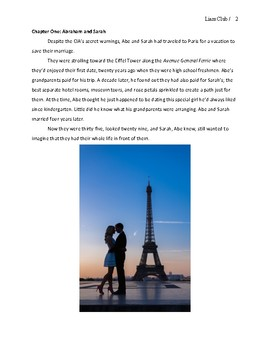 Paris Burning: A Chapter