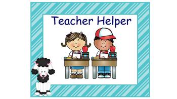 Paris Classroom Helper