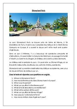 Paris / Disneyland Paris / Vacances / Holidays