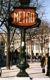 Paris Metro Tour