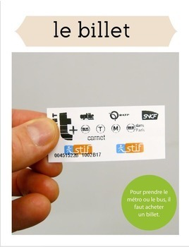 Paris Metro - readings & activities - Google Drive edition