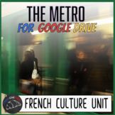 Paris Metro - readings & activities - Google Drive edition
