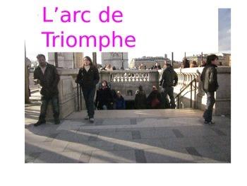 Paris Pictures Powerpoint- 38 Pictures