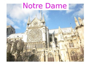 Paris Pictures Powerpoint- 38 Pictures