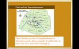 Paris Sites and Sounds