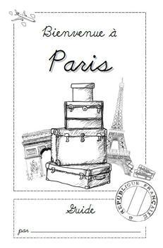 Paris Travel Brochure - Brochure touristique Paris