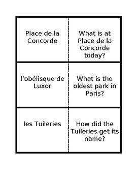 Paris magic circle