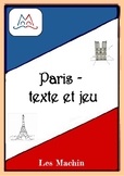Paris - texte et jeu