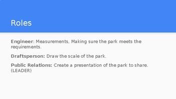 Park Activity