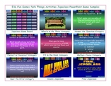 Park Things-Activities Jeopardy PowerPoint Game