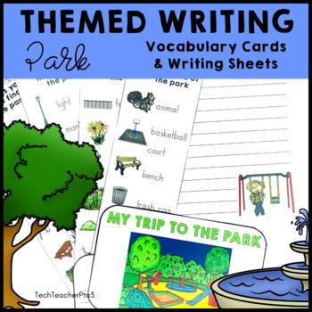 Park Writing Activity