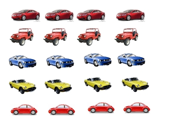 Park Your Car Sightwords
