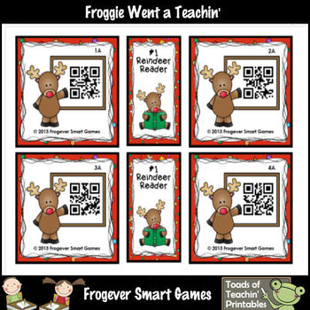 """First 100 Fry Words--Fun with QR Codes """"Park Your Cars"""""""