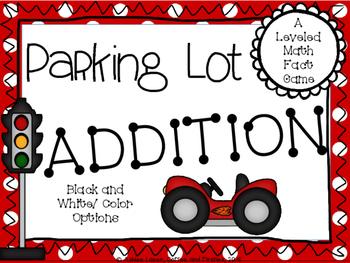 Parking Lot Addition