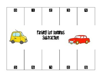 Parking Lot Addition and Subtraction