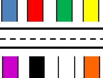 Parking Lot-Color Match