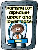 Parking Lot Practice - Alphabet