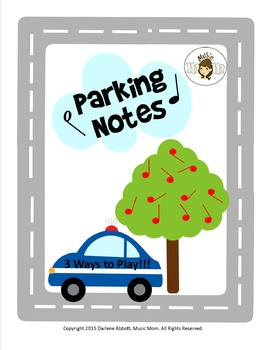 Music Notes: Parking Notes