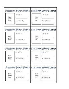 Behavior Management Tool