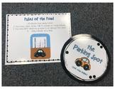 Parking Spot Behavior Management Tool