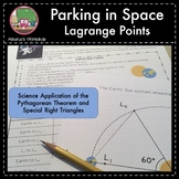 Parking in Space - Lagrange Points a Pythagorean Theorem Activity