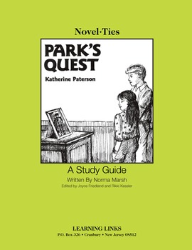 Park's Quest - Novel-Ties Study Guide