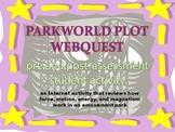 Parkworld Plot - Force, Motion, Energy Webquest
