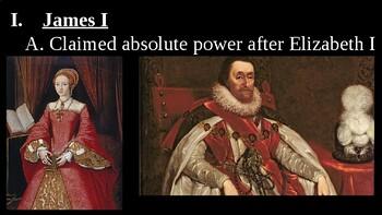 Parliament Triumphs in England PowerPoint