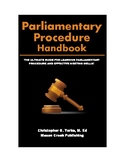 Parliamentary Procedure Skills Manual