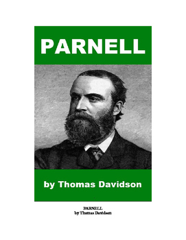 Parnell - The Uncrowned King of Ireland