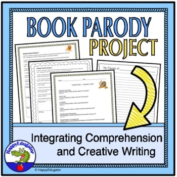 Parody Book Project