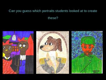 Parody Portraits