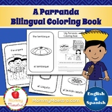 Parranda Bilingual Coloring Book