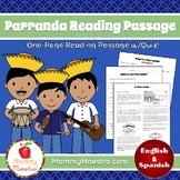 Parranda Reading Passage