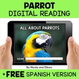 Parrot Reading Comprehension for Google Classroom