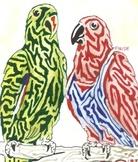 Parrot Maze (color version)