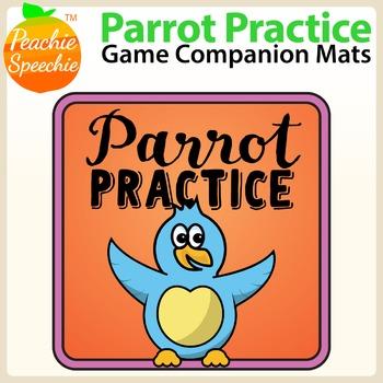 Parrot Practice {Game Companion Mats}
