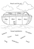 Parshat Noach- Noach and the ark