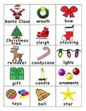 Christmas ESL Games