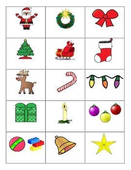 Christmas FOREIGN LANGUAGE Games