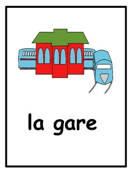Community Buildings / La Communauté FRENCH Games