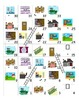 Rooms of the House FOREIGN LANGUAGE Games (Spanish, Italia