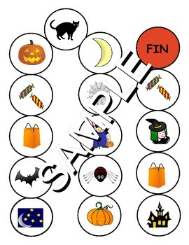 Halloween FRENCH Games