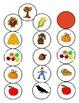 Thanksgiving / Fall FOREIGN LANGUAGE Games Spanish, Italian, German