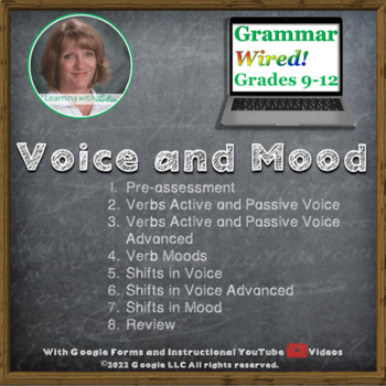 Part 12 Voice and Mood - Google for Grammar