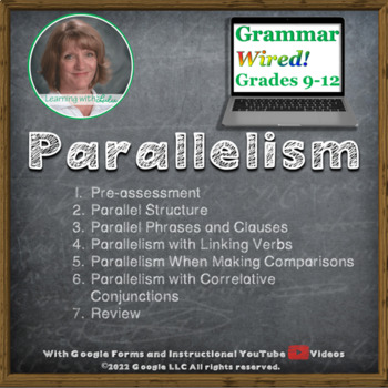 Part 13 Parallelism - Grammar Wired!