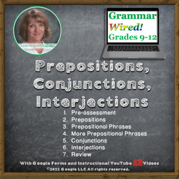 Part 6 Prepositions, Conjunctions, Interjections - Google for Grammar