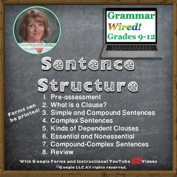 Part 8 Sentence Structure - Google for Grammar