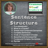 Part 8 Sentence Structure - Grammar Wired!