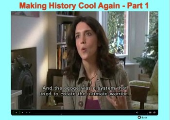 Part One - Making History Cool Again - Bill Burton
